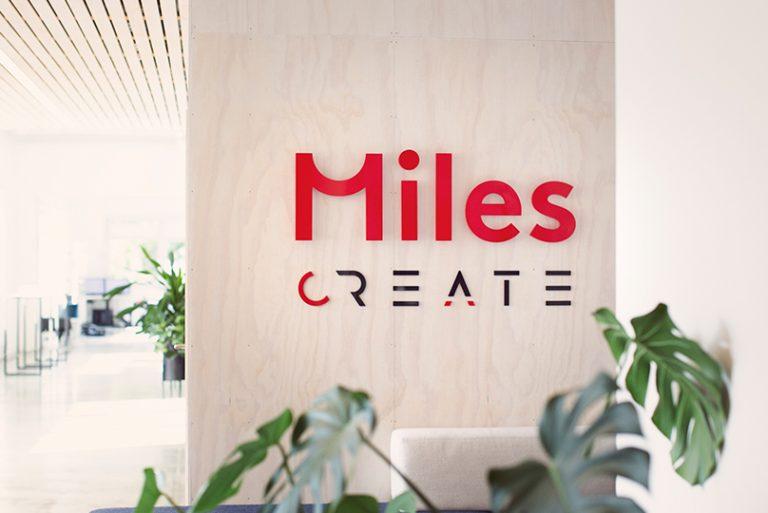 Miles Create-logo