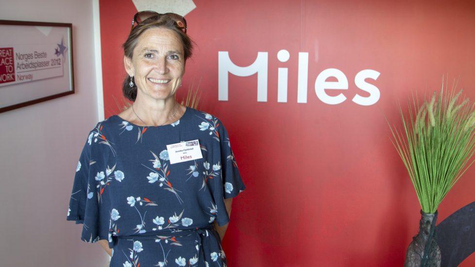 HR-ansvarlig Miles Oslo, Annika Fjeldstad