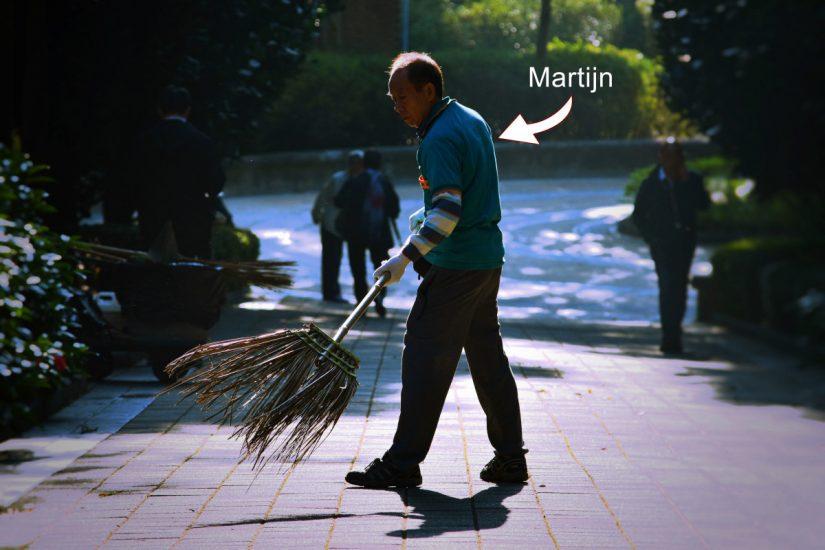 Miles Advenstnøtt vanskelig - Bilde av mann som heter Martijn som Koster
