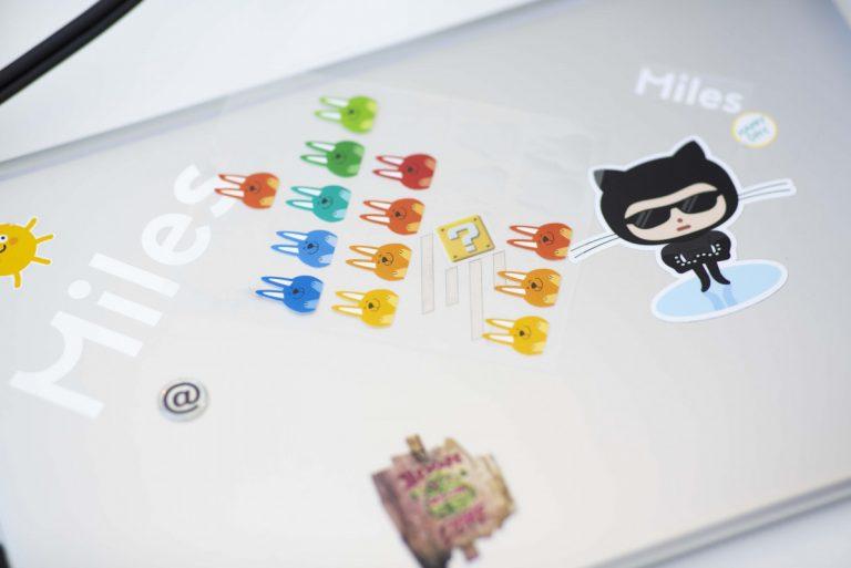 Miles laptop